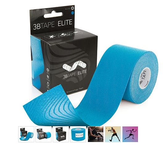 3B Tape Elite Azul, Rollo de 5 cm. x 5 m.