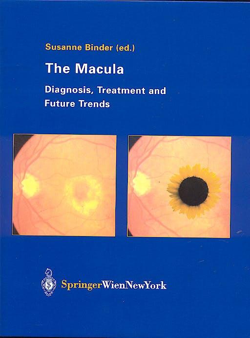Portada del libro 9783211406915 The Macula