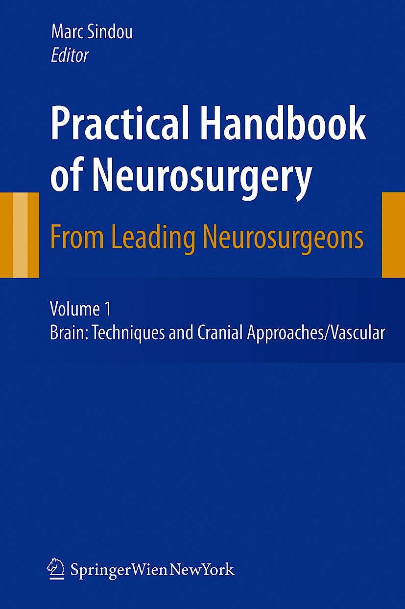 Portada del libro 9783211848197 Practical Handbook of Neurosurgery. from Leading Neurosurgeons, 3 Vols.