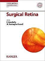 Portada del libro 9783318021585 Surgical Retina, Esaso Modules 2009 and 2010: Selected Contributions