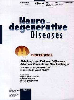 Portada del libro 9783318021721 Alzheimer's and Parkinson's Diseases. Advances, Concepts and New Challenges