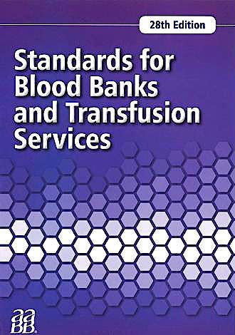 Portada del libro 9783318024449 Standards for Blood Banks and Transfusion Services