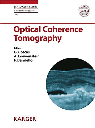 Portada del libro 9783318025637 Optical Coherence Tomography. Esaso Course Series, Vol. 4
