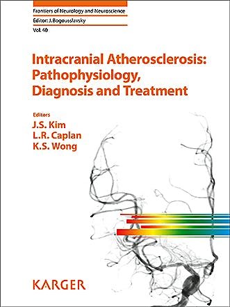 Portada del libro 9783318027587 Intracranial Atherosclerosis. Pathophysiology, Diagnosis and Treatment