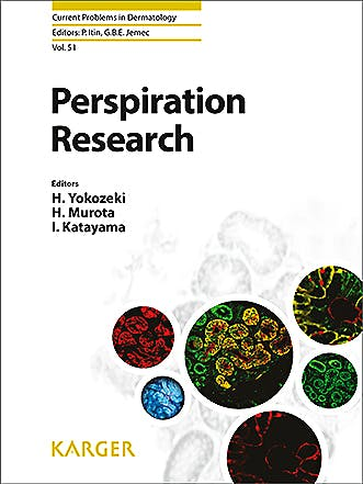 Portada del libro 9783318059045 Perspiration Research
