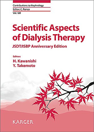 Portada del libro 9783318059281 Scientific Aspects of Dialysis Therapy