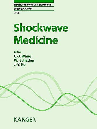 Portada del libro 9783318063127 Shockwave Medicine