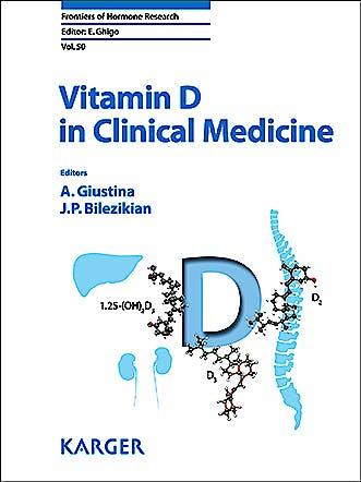 Portada del libro 9783318063387 Vitamin D in Clinical Medicine