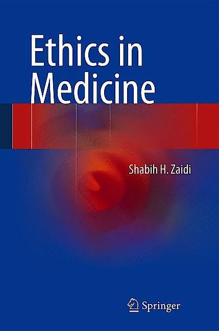 Portada del libro 9783319010434 Ethics in Medicine
