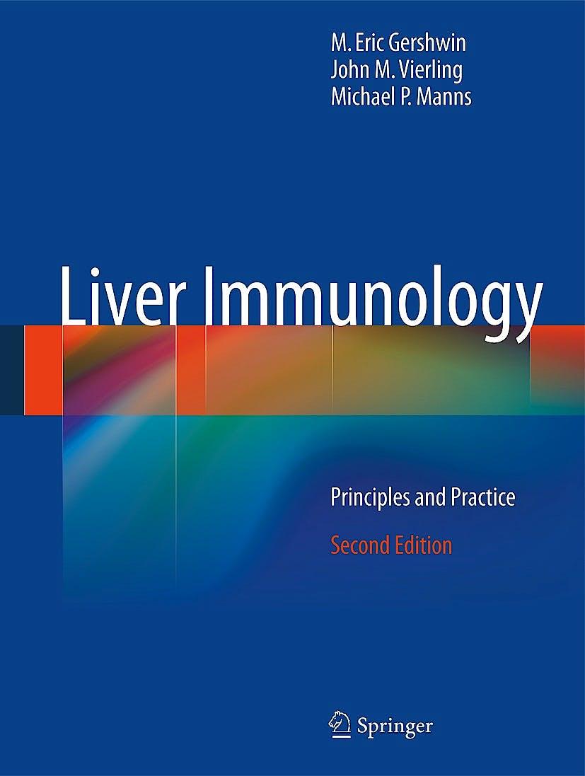Portada del libro 9783319020952 Liver Immunology. Principles and Practice