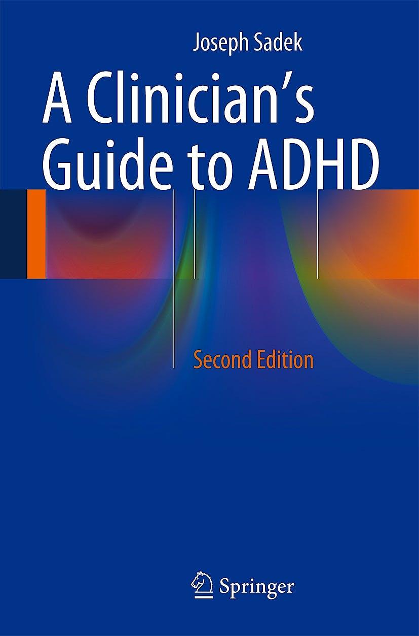 Portada del libro 9783319023588 A Clinician's Guide to Adhd