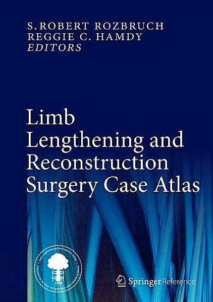 Portada del libro 9783319036397 Limb Lengthening and Reconstruction Surgery Case Atlas,  in 2 Volumes (Print + Ereference)