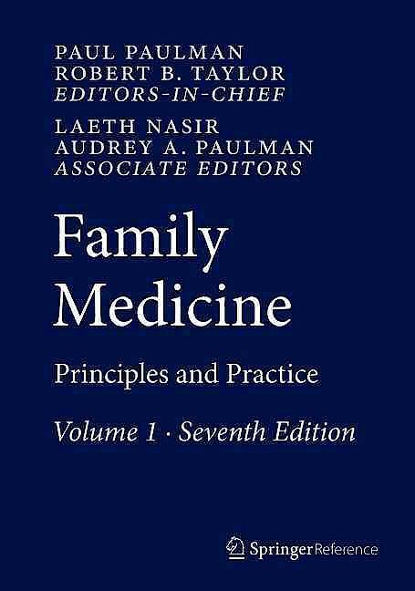 Portada del libro 9783319044132 Family Medicine. Principles and Practice