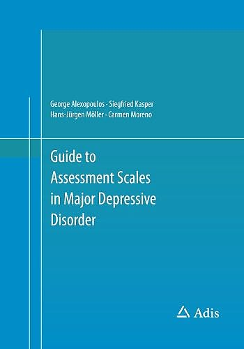 Portada del libro 9783319046266 Guide to Assessment Scales in Major Depressive Disorder