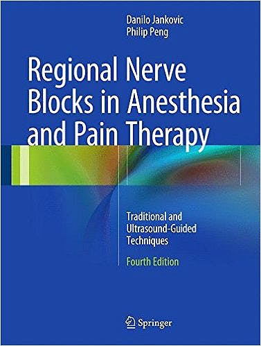 Portada del libro 9783319051307 Regional Nerve Blocks in Anesthesia and Pain Therapy. Traditional and Ultrasound-Guided Techniques