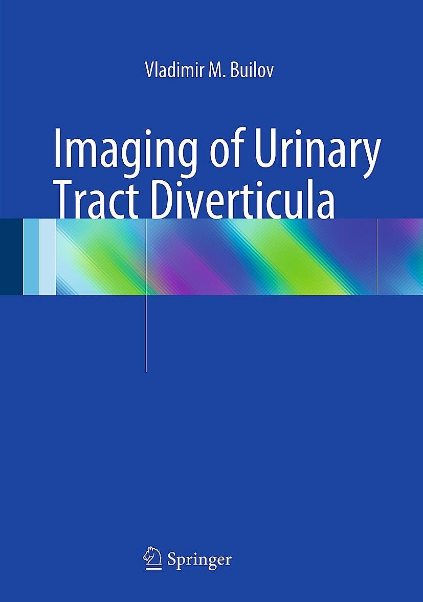 Portada del libro 9783319053820 Imaging of Urinary Tract Diverticula