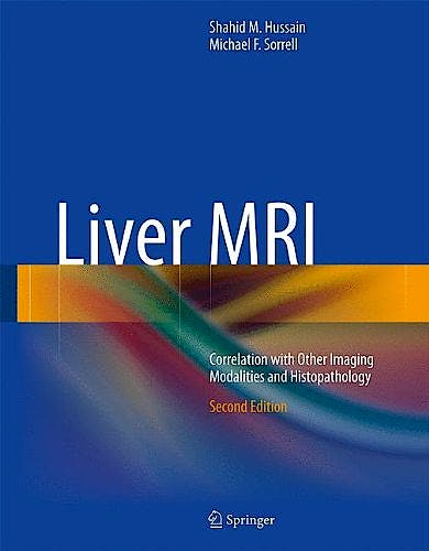 Portada del libro 9783319060033 Liver Mri. Correlation with Other Imaging Modalities and Histopathology