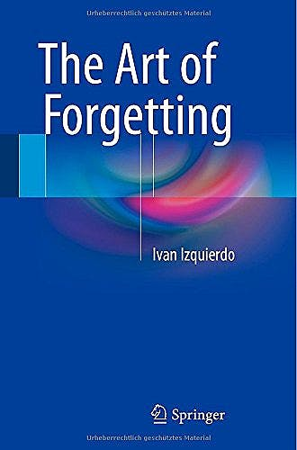 Portada del libro 9783319067155 The Art of Forgetting