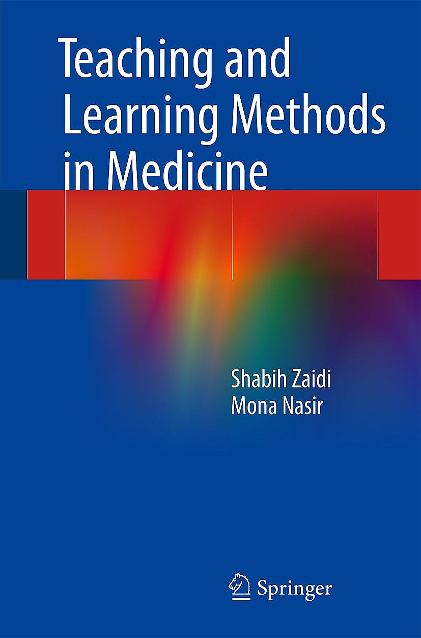 Portada del libro 9783319068497 Teaching and Learning Methods in Medicine