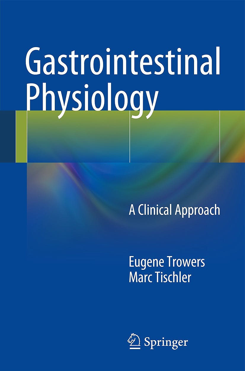 Portada del libro 9783319071633 Gastrointestinal Physiology. a Clinical Approach