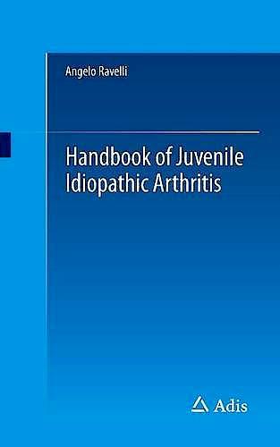 Portada del libro 9783319081014 Handbook of Juvenile Idiopathic Arthritis