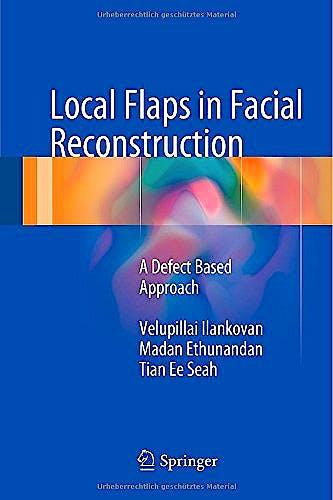 Portada del libro 9783319084787 Local Flaps in Facial Reconstruction. a Defect Based Approach