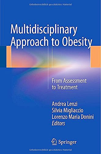 Portada del libro 9783319090443 Multidisciplinary Approach to Obesity. from Assessment to Treatment