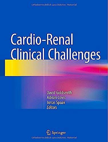 Portada del libro 9783319091617 Cardio-Renal Clinical Challenges