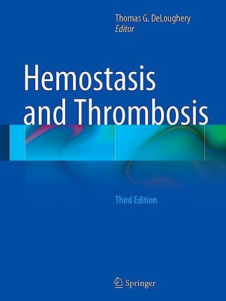 Portada del libro 9783319093116 Hemostasis and Thrombosis