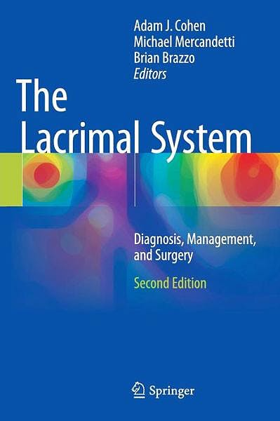 Portada del libro 9783319103310 The Lacrimal System. Diagnosis, Management, and Surgery