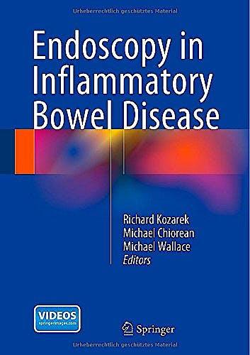 Portada del libro 9783319110769 Endoscopy in Inflammatory Bowel Disease