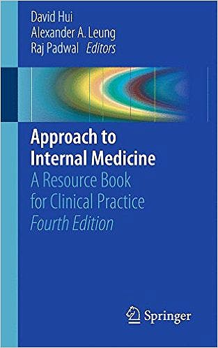 Portada del libro 9783319118208 Approach to Internal Medicine. a Resource Book for Clinical Practice