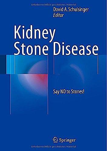 Portada del libro 9783319121048 Kidney Stone Disease
