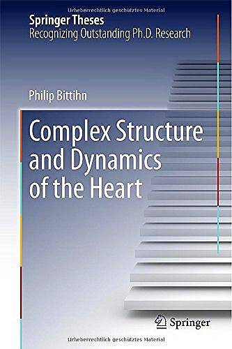 Portada del libro 9783319122311 Complex Structure and Dynamics of the Heart