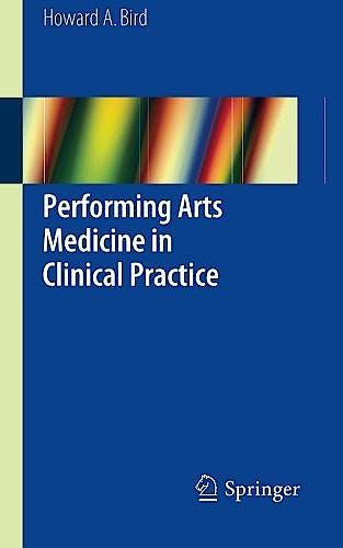 Portada del libro 9783319124261 Performing Arts Medicine in Clinical Practice