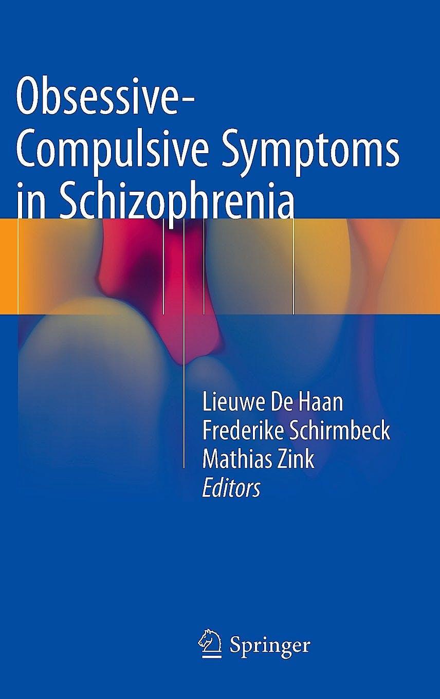 Portada del libro 9783319129518 Obsessive-Compulsive Symptoms in Schizophrenia