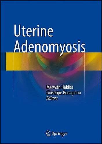Portada del libro 9783319130118 Uterine Adenomyosis