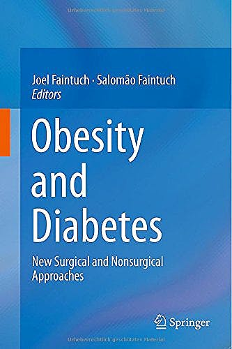 Portada del libro 9783319131252 Obesity and Diabetes. New Surgical and Nonsurgical Approaches