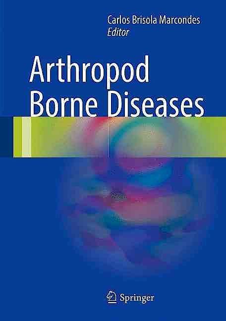 Portada del libro 9783319138831 Arthropod Borne Diseases
