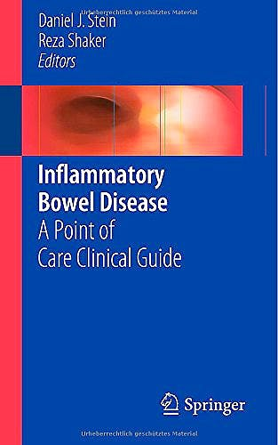 Portada del libro 9783319140711 Inflammatory Bowel Disease. a Point of Care Clinical Guide