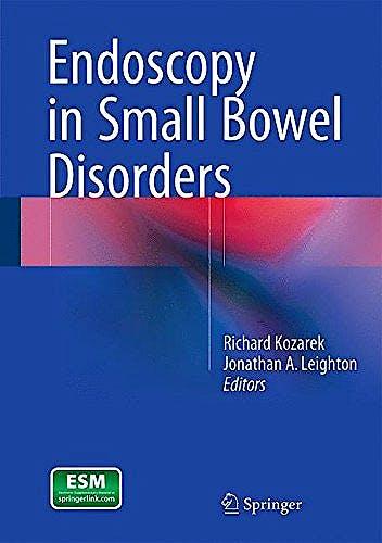 Portada del libro 9783319144146 Endoscopy in Small Bowel Disorders