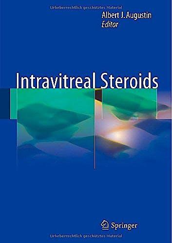 Portada del libro 9783319144863 Intravitreal Steroids