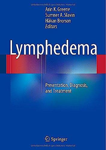 Portada del libro 9783319144924 Lymphedema. Presentation, Diagnosis, and Treatment