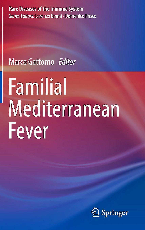Portada del libro 9783319146140 Familial Mediterranean Fever