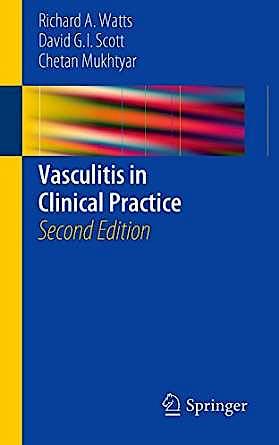 Portada del libro 9783319148700 Vasculitis in Clinical Practice
