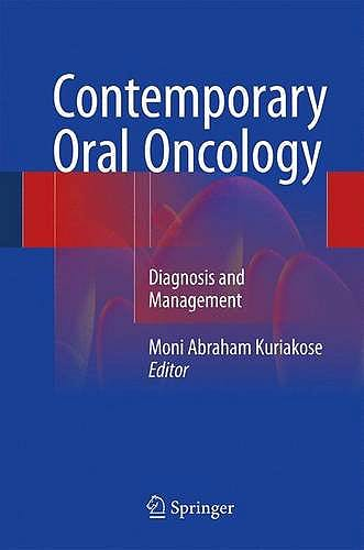 Portada del libro 9783319149165 Contemporary Oral Oncology. Diagnosis and Management