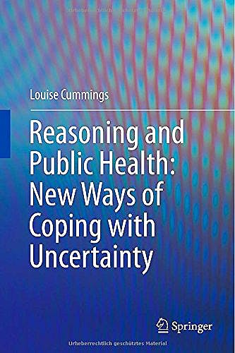 Portada del libro 9783319150123 Reasoning and Public Health: New Ways of Coping with Uncertainty