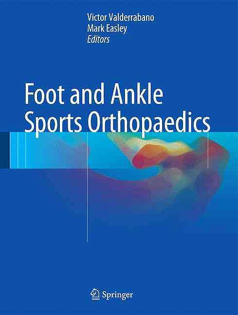 Portada del libro 9783319157344 Foot and Ankle Sports Orthopaedics
