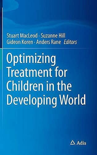 Portada del libro 9783319157498 Optimizing Treatment for Children in the Developing World