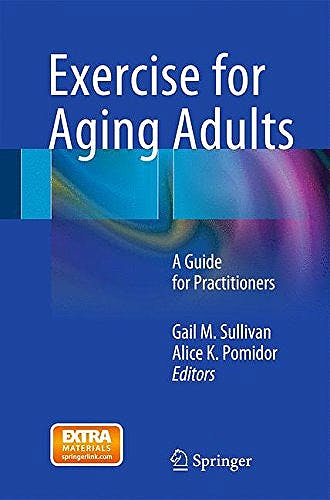 Portada del libro 9783319160948 Exercise for Aging Adults. A Guide for Practitioners